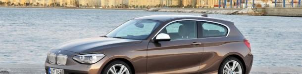 BMW - Serie 1: 3 puertas 2012